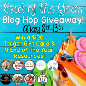End of the Year Blog Hop Giveaway