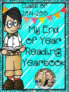 End of the Year Reading Yearbook