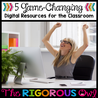 Digital resources for the classroom